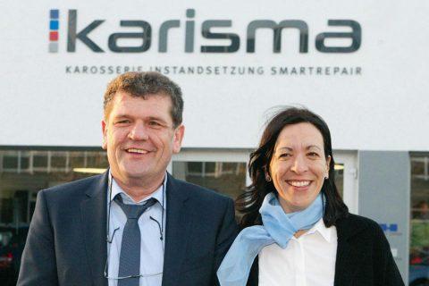 Karisma(tisches) Handwerken im neuen Smart-Repair-Zentrum