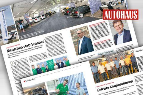 Grandinata di Pentecoste nel sud della Germania – Hagelschaden-Zentrum è il partner affidabile del settore assicurativo